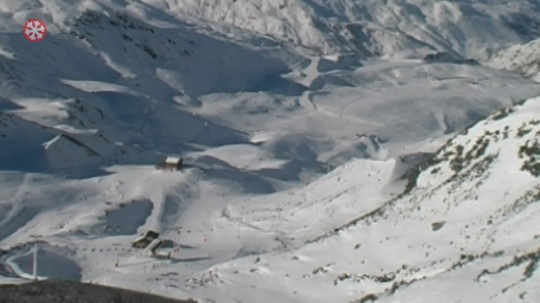 Val Thorens Skiregion