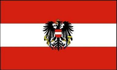Nationalflagge Österreich